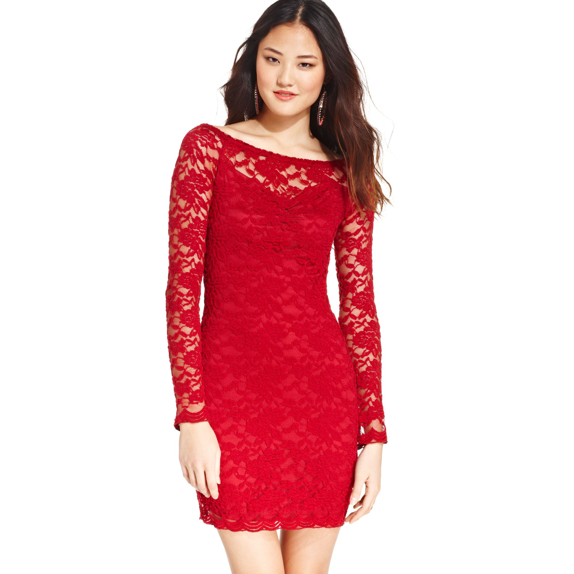 Galerry lace dress juniors