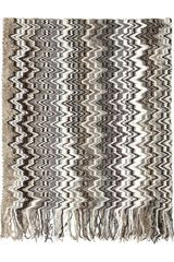 Missoni Patterned Chenille Scarf - Lyst