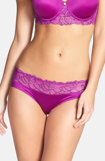 Natori Reverie Girl Briefs - Lyst