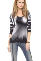 Rag & Bone Gigi Oversized Pullover Sweater - Lyst