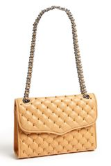 Rebecca Minkoff Affair Studded Shoulder Bag - Lyst