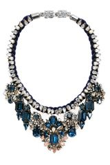 Shourouk Gilda Bib Necklace