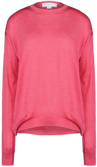 Stella McCartney Soft Shape Jumper - Lyst