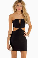 Tobi Sit Tight Bodycon Dress - Lyst