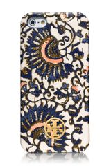 Tory Burch Kerrington Hardshell Case For Iphone 55s - Lyst