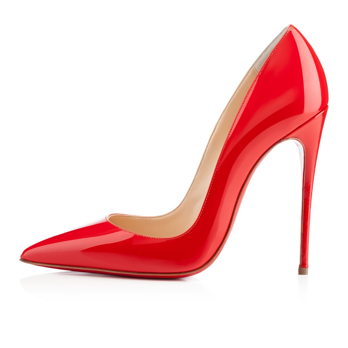 christian louboutin so kate in red lyst