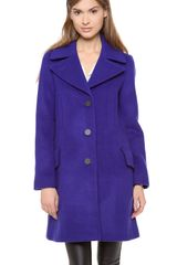 Club Monaco Paola Coat - Lyst