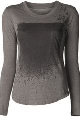 Raquel Allegra Crew Neck Sweater - Lyst