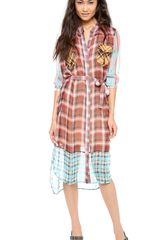 Zimmermann Good Love Shirtdress - Lyst