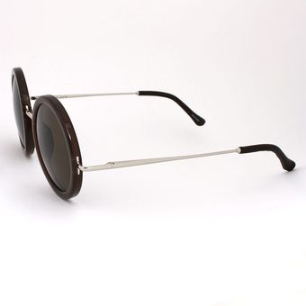 The Row Eight Circle Sunglasses - Lyst
