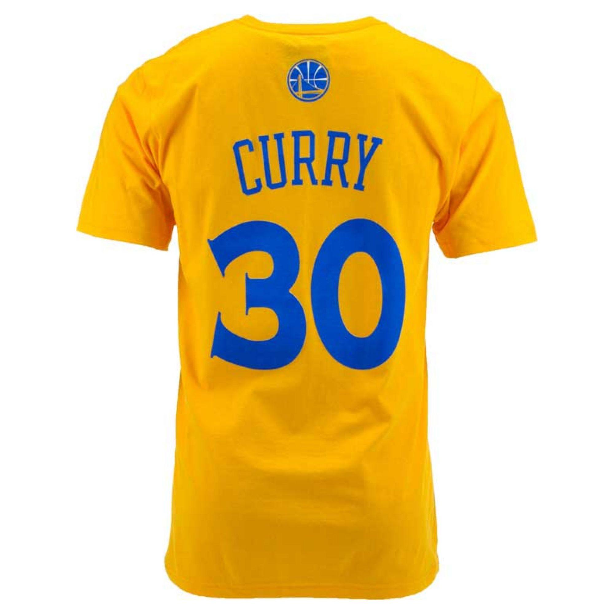 Adidas Men S Golden State Warriors Stephen Curry Player T
