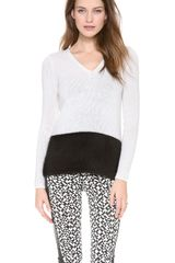 Club Monaco Anouk Sweater - Lyst