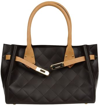 Designinverso Medium Fabric Bag - Lyst