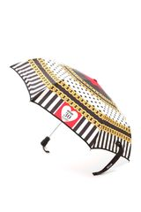 Moschino Printed Umbrella - Lyst