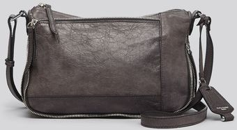 Olivia Harris Crossbody Unzipped Round - Lyst