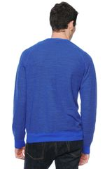 Splendid Reversible Thermal Crew Neck Top - Lyst