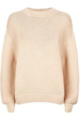 Stella McCartney Chunky Sweater - Lyst