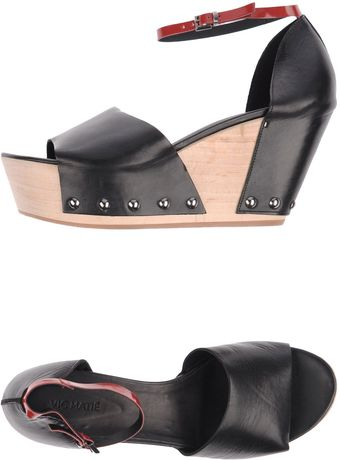 Vic Matie' Wedge - Lyst