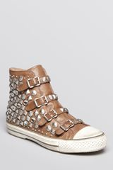 Ash High Top Sneakers Victim - Lyst