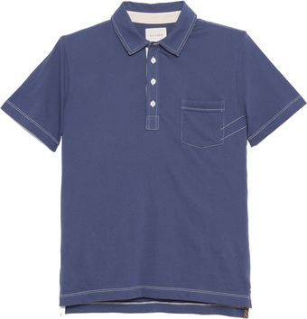 Billy Reid Pensacola Polo - Lyst