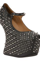 Jeffrey Campbell Pixy Sculpted Pump - Lyst