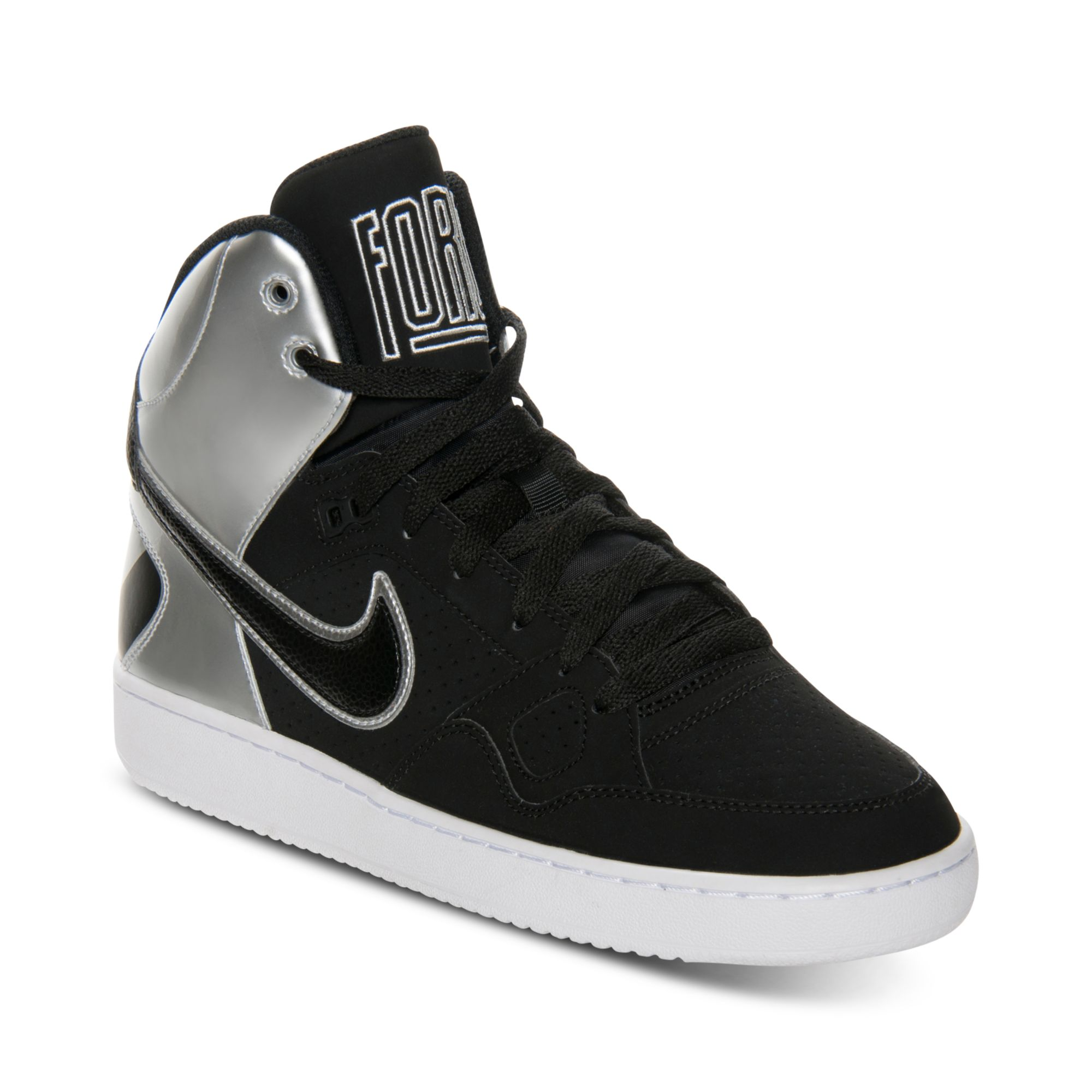 Son Of Force- Black trainers