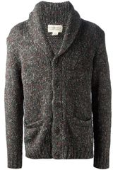 Polo Ralph Lauren Shawl Neck Cardigan - Lyst