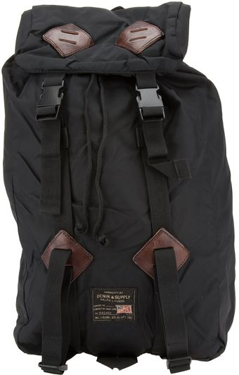 Ralph Lauren Leather Patch Backpack - Lyst