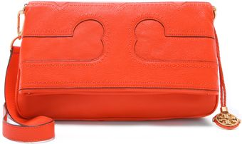 Tory Burch Amalie Fold Over Messenger - Lyst