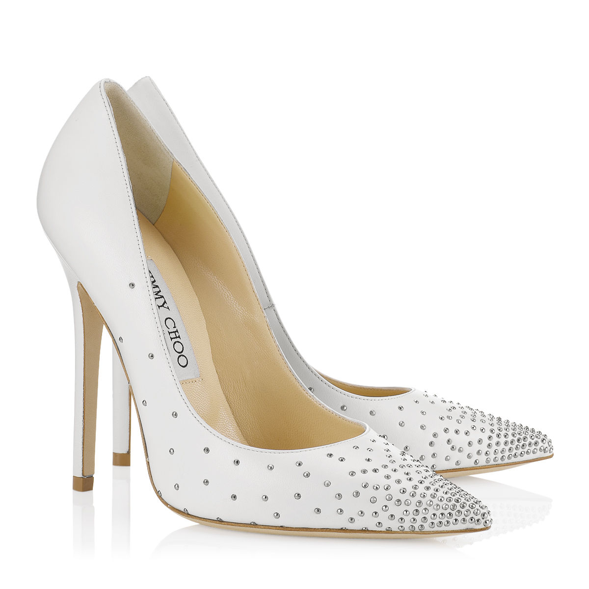 Lyst Jimmy Choo Anouk In White