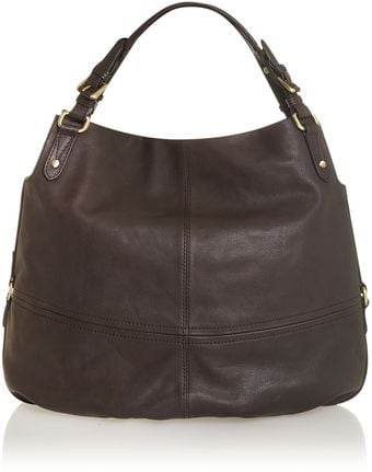 Linea Weekend Brown Olive Hobo Bag - Lyst
