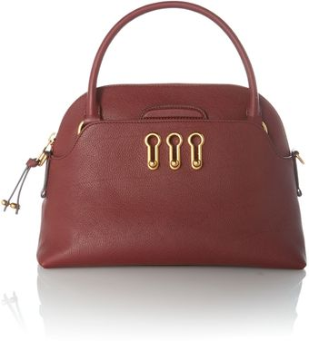 Sonia Rykiel Grenelle Red Cross Body Bag - Lyst