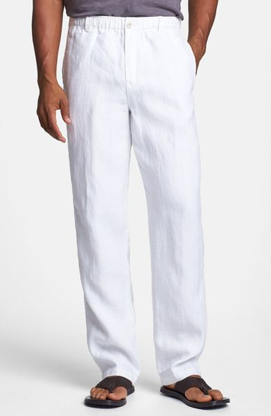 Men's Linen Beachcomber Pants in Seal Find this Pin and more on Fashion 4 Jorge by Jorge Mascheroni. The perfect beach pants for men, these soft men's linen pants come in a .
