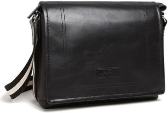 Bally Tepolt Leather Messenger Bag - Lyst
