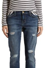 Current/Elliott The Skinny Jeans - Lyst
