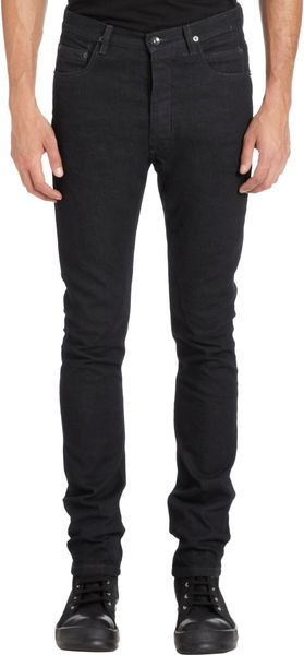 DRKSHDW by Rick Owens Five Pocket Jeans - Lyst
