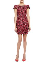 French Connection Simba Leopardprint Dress - Lyst
