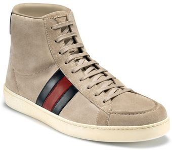 Gucci Orizon High Top Sneaker - Lyst