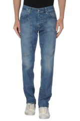 Jeckerson Denim Trousers - Lyst
