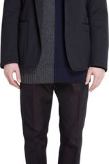 Jil Sander Threebutton Tech Sport Jacket - Lyst