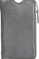 Maison Martin Margiela Zip Pocket I-Phone Case - Lyst