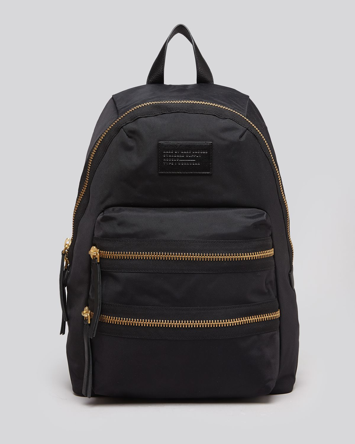 marc by marc jacobs backpack domo arigato packrat in black lyst. Black Bedroom Furniture Sets. Home Design Ideas