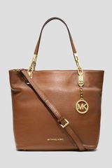 Michael by Michael Kors Tote Brooke Medium - Lyst