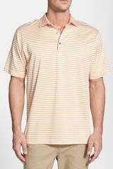 Peter Millar Scarbury Stripe Cotton Polo - Lyst