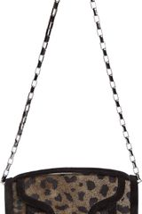 Pierre Hardy Suede Bag 61 Mini - Lyst