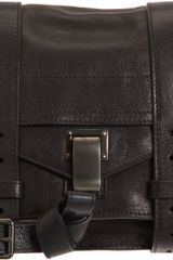Proenza Schouler Ps1 Pouch Leather - Lyst