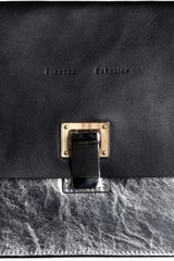 Proenza Schouler Small Lunch Bag Clutch Leather - Lyst