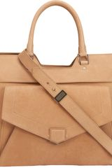 Proenza Schouler Ps13 Large Buffalo Leather - Lyst