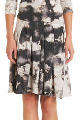 Raquel Allegra Tie Dye Dress - Lyst