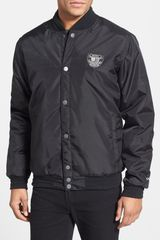 RVCA Rally Bomber Jacket - Lyst